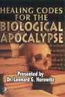 Healing Codes for The Biological Apocalypse 2pc 185483904769 Horowitz DVD