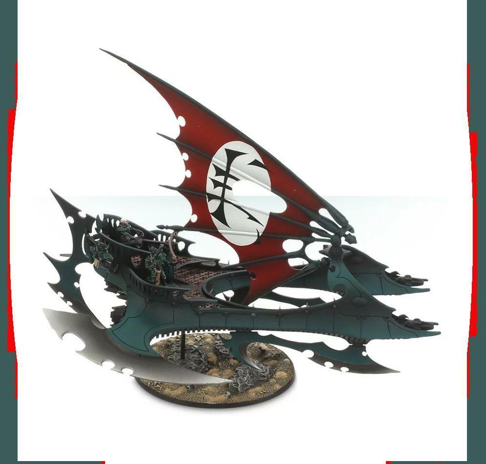 Nuevo Kit Modelo de Tántalo de Warhammer 40,000 40k Ejército drukhari