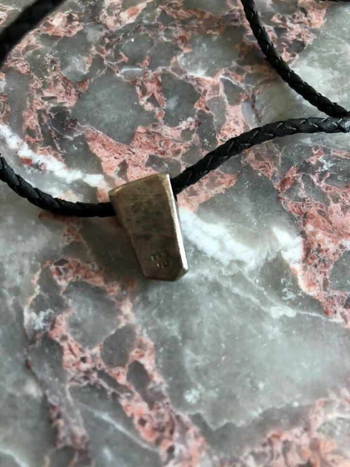 Halskæde, sølv, Aagaard Smykker