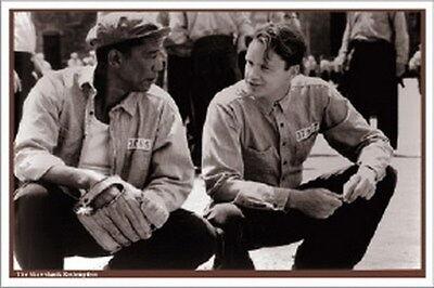 """Shawshank Redemption movie poster 24 x 34/""""   Prison Yard"""