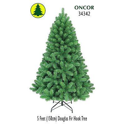 5ft Eco-Friendly Oncor Douglas Fir Christmas Tree