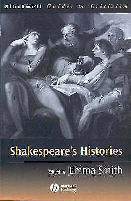 Shakespeare's Histories by