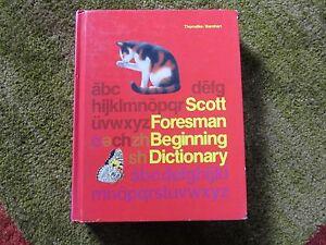 Scott-Foresman-Beginning-Dictionary-Hardcover-1983