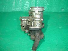 1932 Ford Original Chrome Stromberg 97 Carburetor Vintage Nhra Scta Nsra Trog