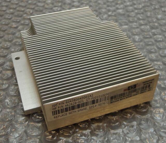 HP ProLiant DL360 G6 G7 Processor//CPU Heatsink 484425-001 490071-001 462628-001