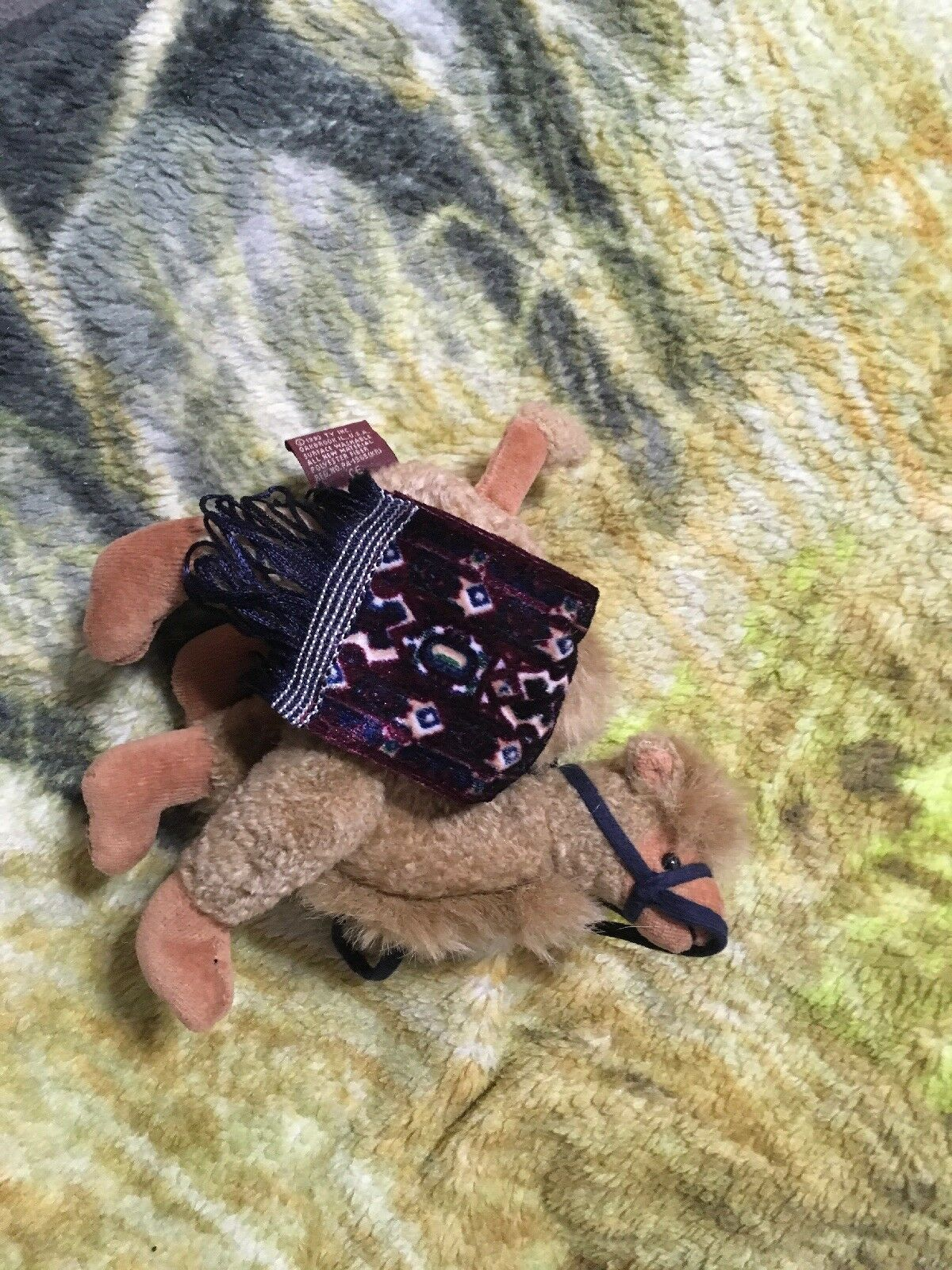 Ty Beanie Baby, Lawrence the Camel, The Attic Treasure Collection