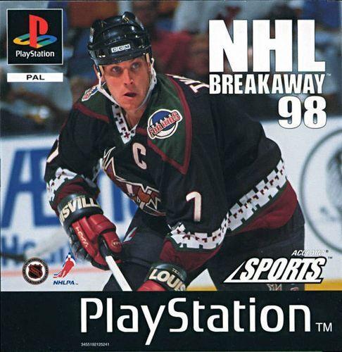NHL Breakaway 98 - PS1