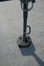 Suzuki DL650 V Strom larger Bolt-On kick Side Stand Foot