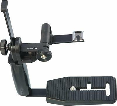New Camera Adjustable Flash Flip Bracket for SLR DSLR Photograghy Nikon Pentax