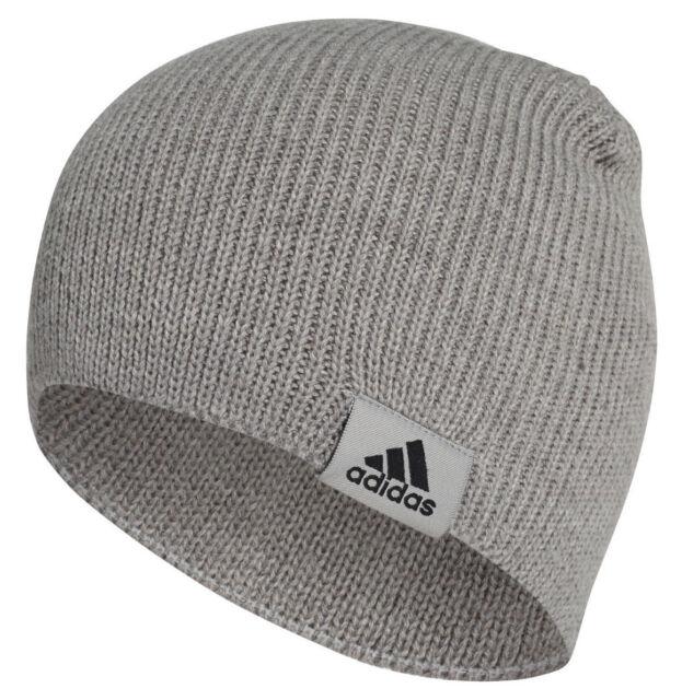 Adidas Women Beanie Performance Training Classic Hat Headwear Running New  DJ1056 b77f6d918a