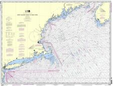 NOAA Chart West Quoddy Head to New York 36th Edition 13006