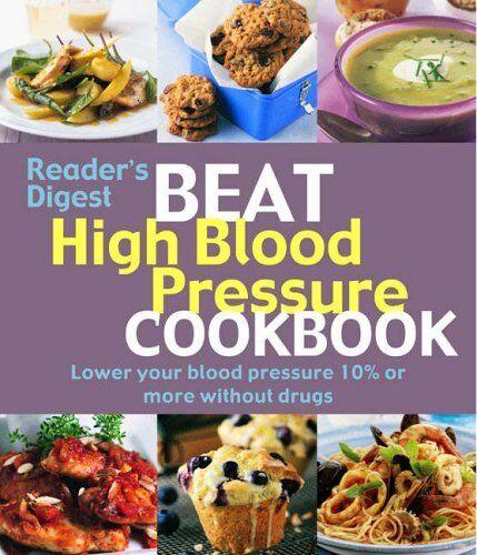 Beat High Blood Pressure Cookbook,Cortina Butler