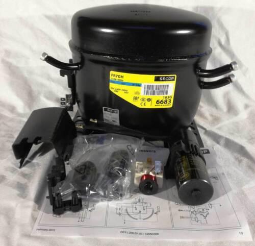 103G6692 FR7GH Kompressor Danfoss Secop FR7GHX