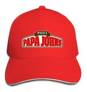 Image is loading Papa-John-039-s-Pizza-Baseball-Hats 8b674fa3965