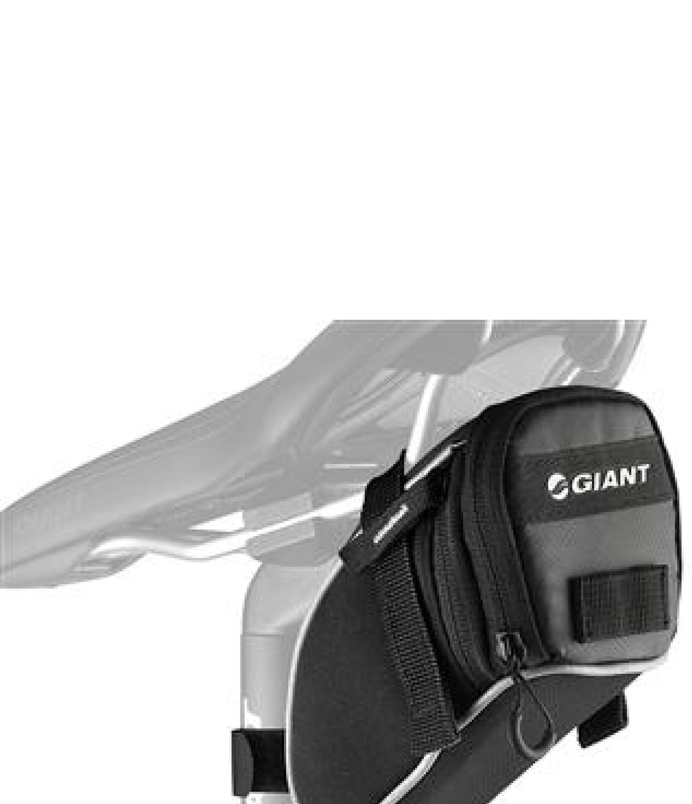 Giant Shadow DX Selle Selle Selle Sac (S, M, L) 8055e2