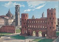 BF29353 le torri palartine il campanile del duom torino  italy  front/back image