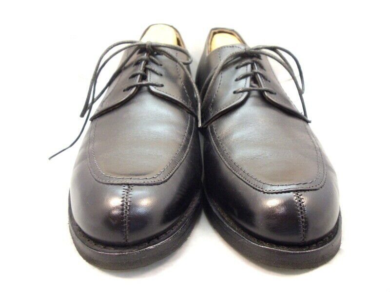 Allen Edmonds Chaussures Hommes  MSP  SPLIT-Toe Blücher Noir 7.5 E (146)
