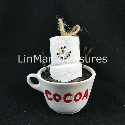 S'mores In Cup of Cocoa Ornament Midwest CBK