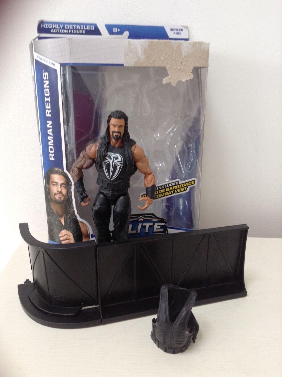 WWE Reigns Roman Reigns WWE Action Figure Series  38 Asst. P9647 b54c33