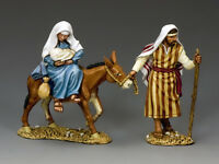 Loj041 Mary, Joseph & The Infant Jesus By King & Country
