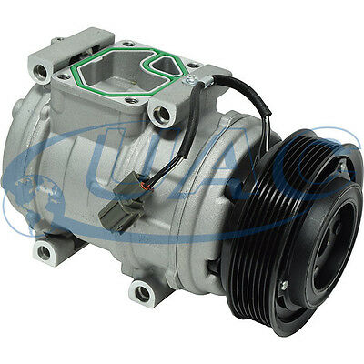 Universal Air Conditioner (UAC) CO 11120C A/C Compressor New w/ 1 Year Warranty