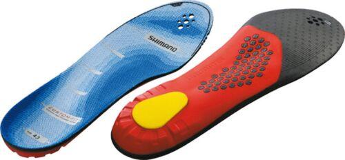 Shimano Custom Fit Insole Kit Innensohle für Shimano Schuhe Ersatzsohle