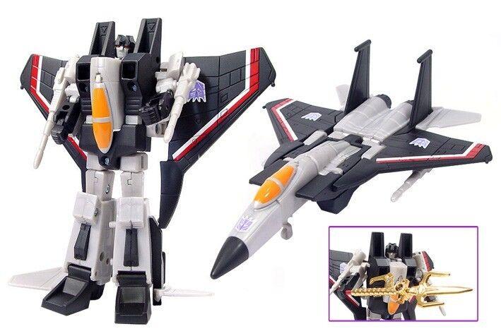 Transformers Robot Masters RM-12 Noir Starscream -takara Robotmasters  Exclusif  magasin d'usine