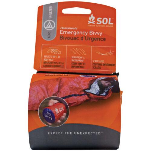 Blanket Bag Bivy Sack NEW Adventure Medical SOL Emergency Bivvy