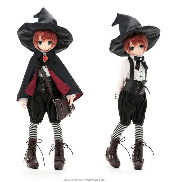Azone Pureneemo EX Mignon Famille Yuta Magical Boy of Moonlight Nuit 16 Doll