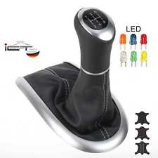 ICT shift gear knob gaiter leather Porsche Boxster Typ 986 illuminated LED B 42