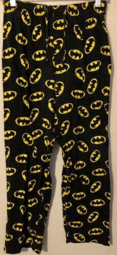 Fathers day gift ideas From the 90s DC Comics Large Vintage Batman pajama pants Super dad pants
