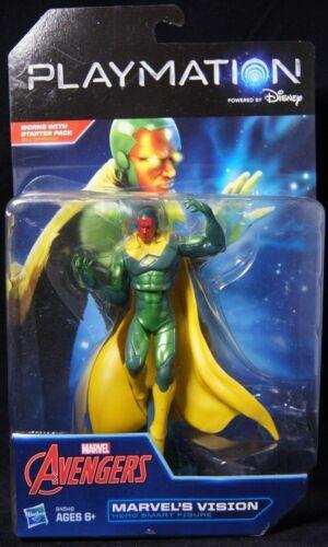 Playmation Marvel Avengers Vision Hero Smart Figure Disney Hasbro Brand New