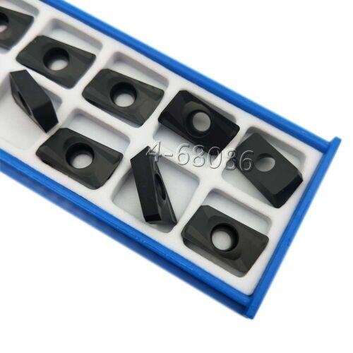 APMT1604PDER-H2 90° carbide inserts Milling Insert for 400R Face End Mill cutter