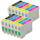 2 Set of Printer Ink Cartridge for Epson Stylus Photo 1400 & 1410