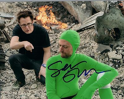 Sean Gunn Signed Autographed 8x10 Photo Guardians Of The Galaxy Coa Vd To Reduce Body Weight And Prolong Life Entertainment Memorabilia