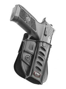 Details about New Fobus CZ DUTY - RT Evolution ROTO Paddle Holster For CZ  P-07 , P-09 Duty