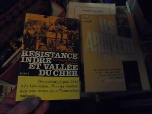 39-45-Liberation-Debarquement-en-Normandie-Resistance-Indre-Cher-Maquis