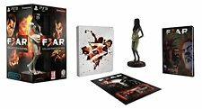 ps3 FEAR 3 Collectors Edition + figurine + steelbook NEW & Sealed UK REGION FREE