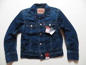 Levi-039-s-Jeans-Type-1-Jacke-Cordjacke-Gr-M-NEU-Biker-Vintage-Fashion-Cord