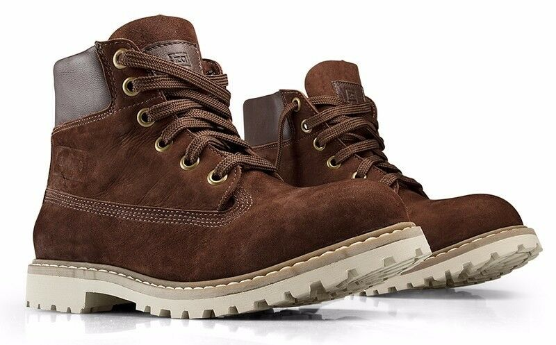 Mens Work Boots Casual Shoes Genuine Leather Cowboy boots hiking boots