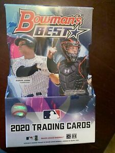 2020-Bowman-039-s-Best-Baseball-Hobby-Box-Break-15-RANDOM-team-live-draw