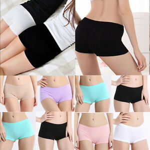 Athletic-Women-039-s-Dancing-Sport-Shorts-Spandex-Elastic-Pants-Safety-Underwear