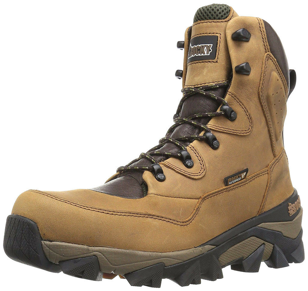 11 W men's ROCKY 8  CLAW RKS0326 Hunting Outdoor Hiking Boots Waterproof