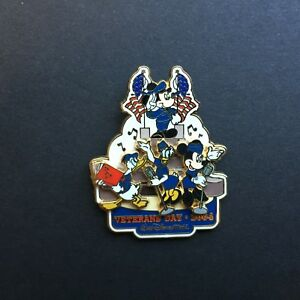 WDW-Veteran-039-s-Day-2004-Limited-Edition-3500-Disney-Pin-33950