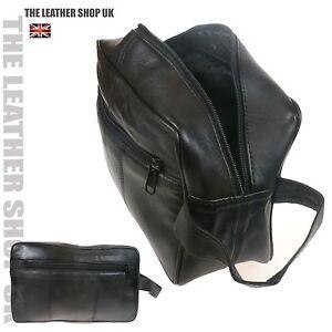 06fc53ffd3ca New Stylish Mens High Quality Travel Wash Bag Toiletry Bag Real ...