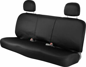 Details about Body Glove Bench Seat Cover, Black 70332-9