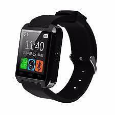 Bluetooth-Touchscreen-Smart-Watch-Black