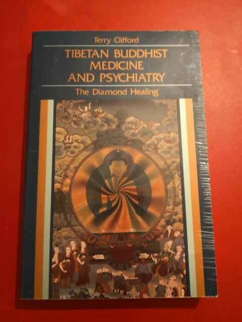 Tibetan Buddhist Medicine and Psychiatry by Clifford, Terry      Paperback Book