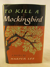Harper Lee To Kill a Mockingbird 1960 First Edition Second Printing