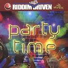 Riddim Driven: Party Time by Various Artists (CD, 2002, VP)